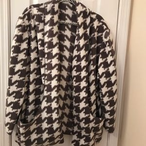 This is a woman's size 2X hand made jacket